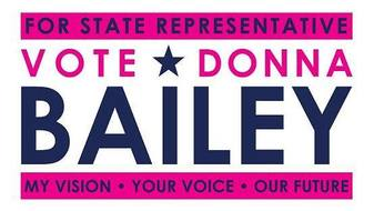 RE-ELECT DONNA BAILEY